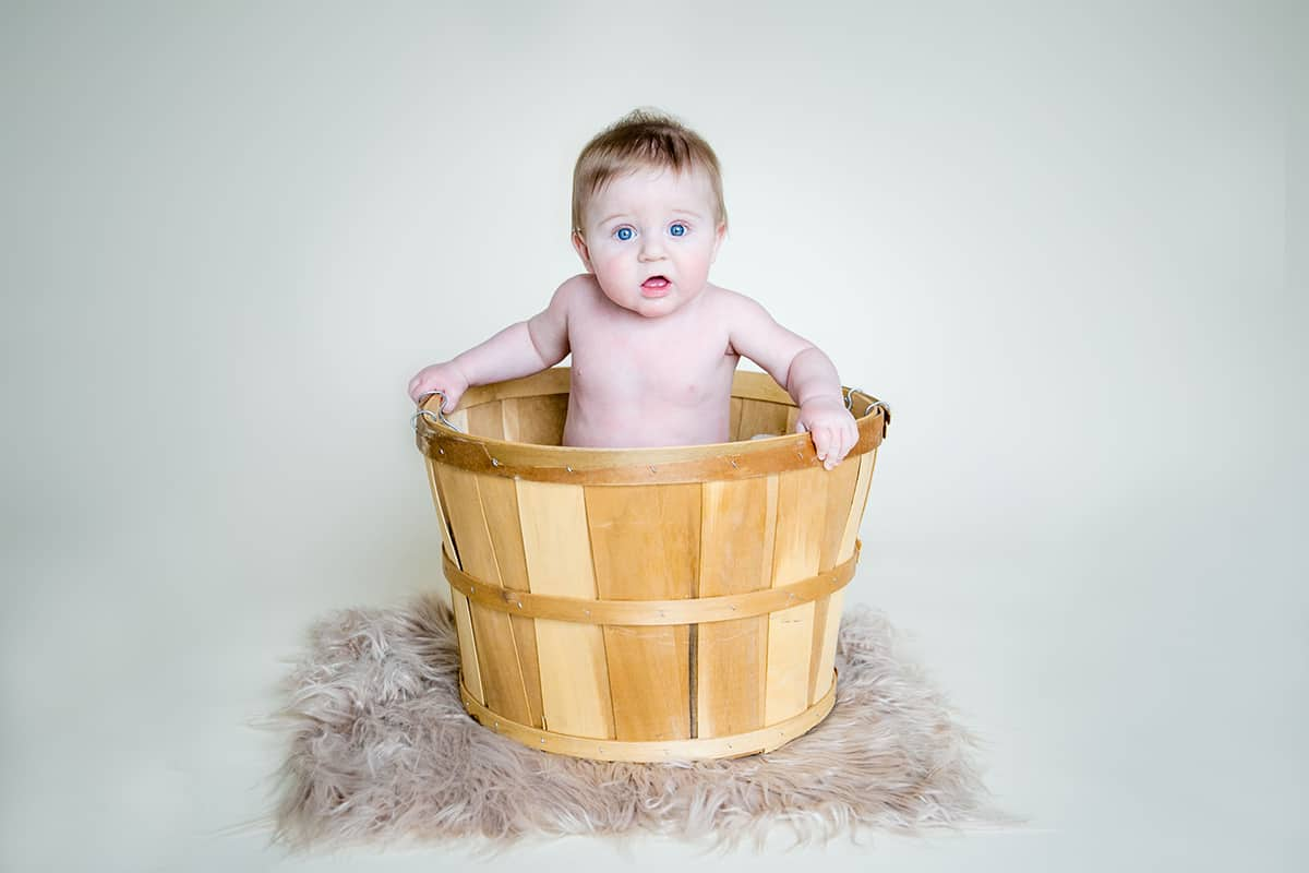 vail colorado newborn photos